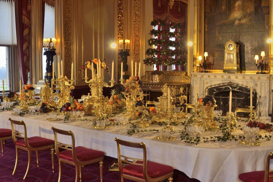 Natale tra re e papi. Banchetti parsimoniosi, ma firmati da grandi chef