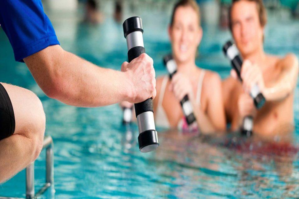 Aprile mese del fitness in acqua