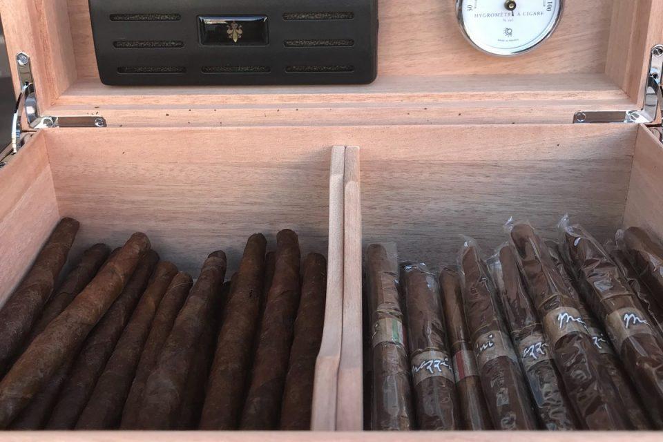 Segnali di fumo dal primo Cigar Club in Polesine