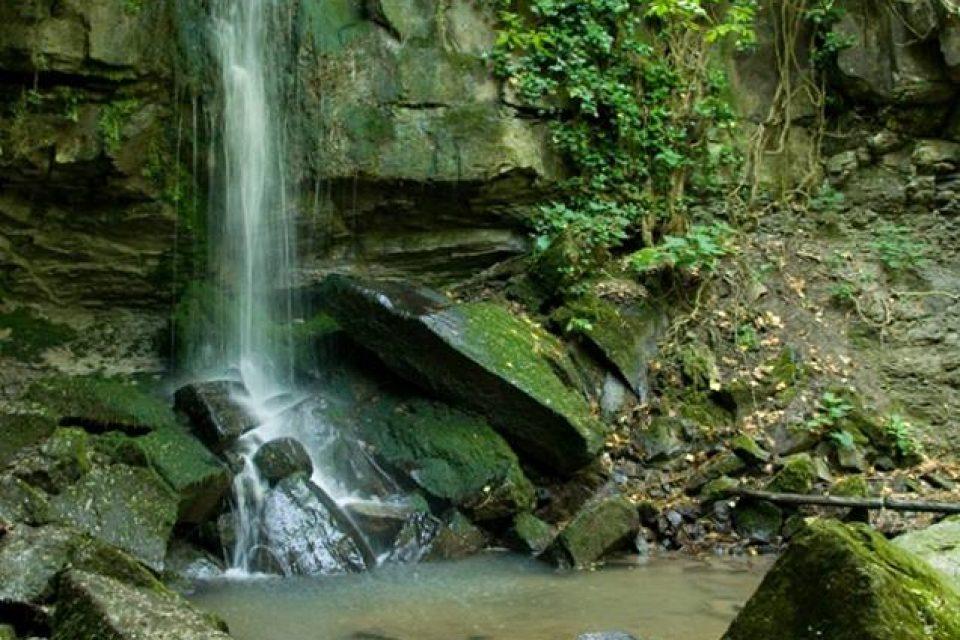 La cascata di Schivanoia