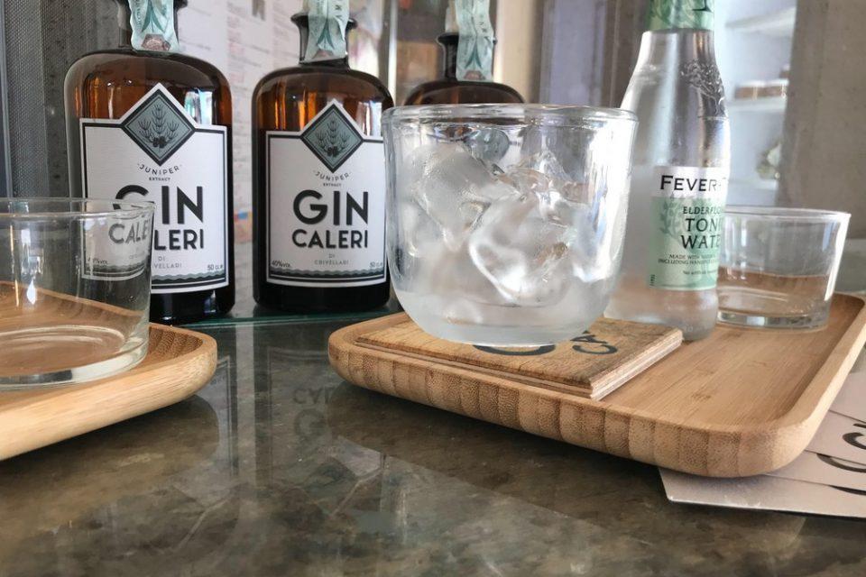 Gin di Caleri, spirito libero dell'estate