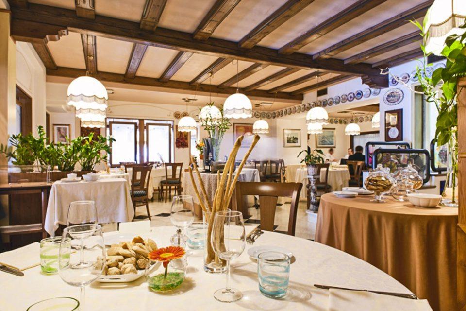 Boccadoro: un menù che cambia con la stagione, ma saldo sulla tradizione