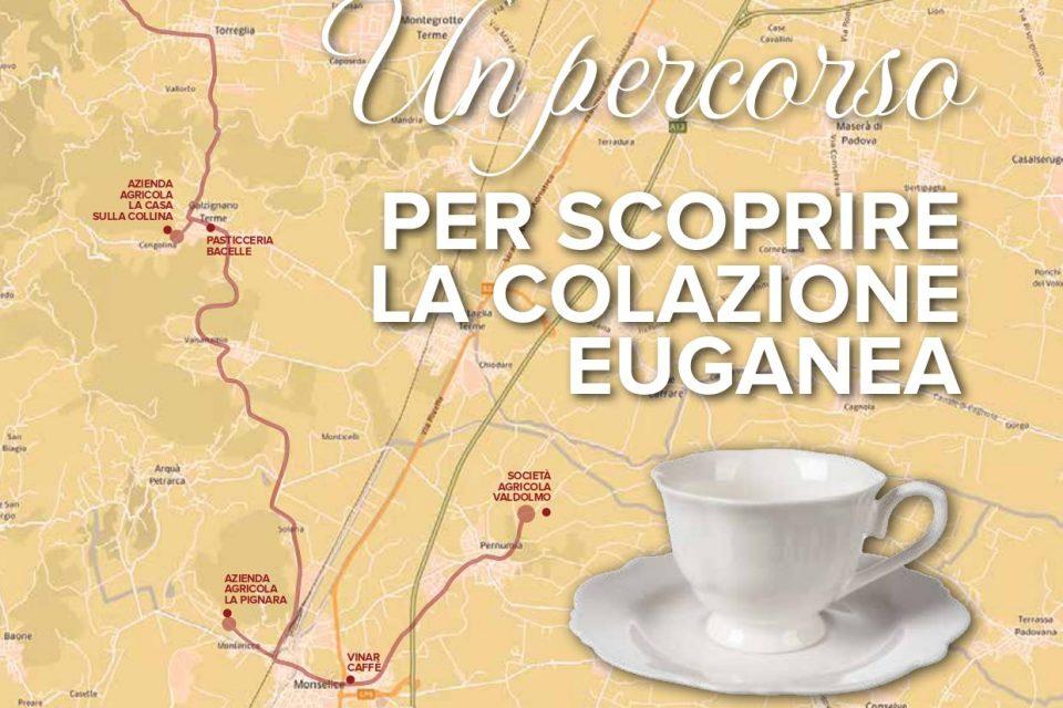 """Un percorso per scoprire la """"colazione euganea"""""""