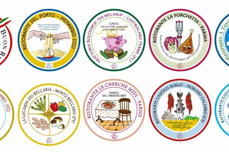 I piatti del Buon Ricordo: icone della cucina tradizionale, ricercate dai collezionisti e dai buongustai