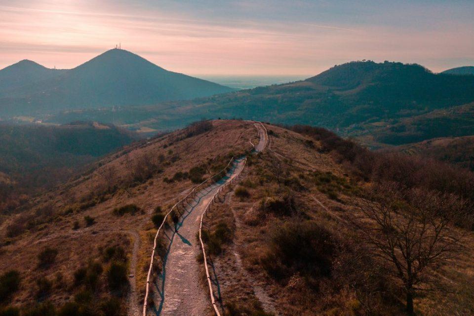 Al Parco Regionale dei Colli Euganei una stagione inizia e una si conclude