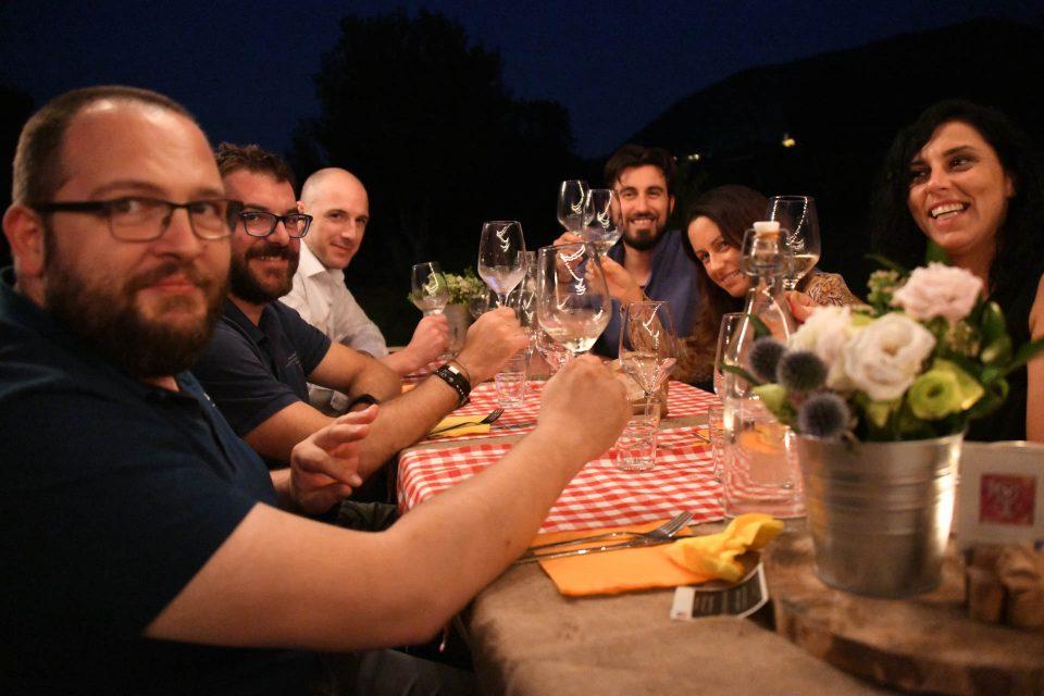 Un poker di vini per brindare all'estate